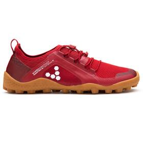 Vivobarefoot Primus Trail SG Mesh - Zapatillas running Hombre - rojo